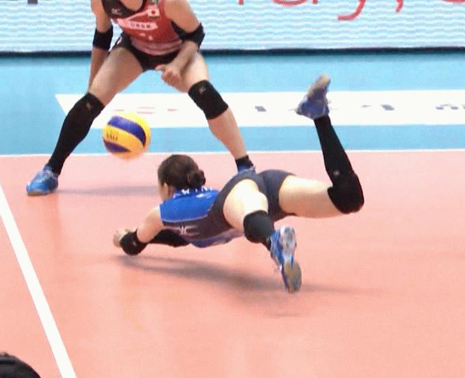 That Volleyball Jiggle...