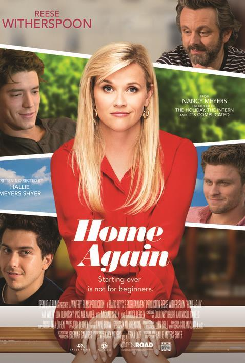 Ever seen the movie Home Again?