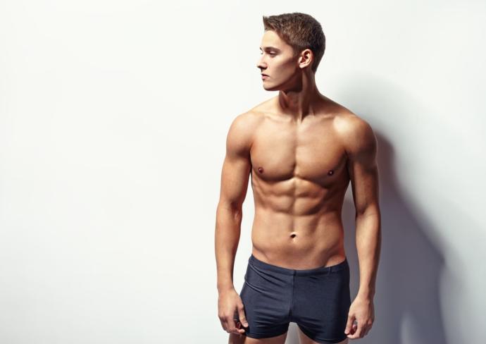 How should a guy wear his Boxer briefs underwear, Boxer shorts?