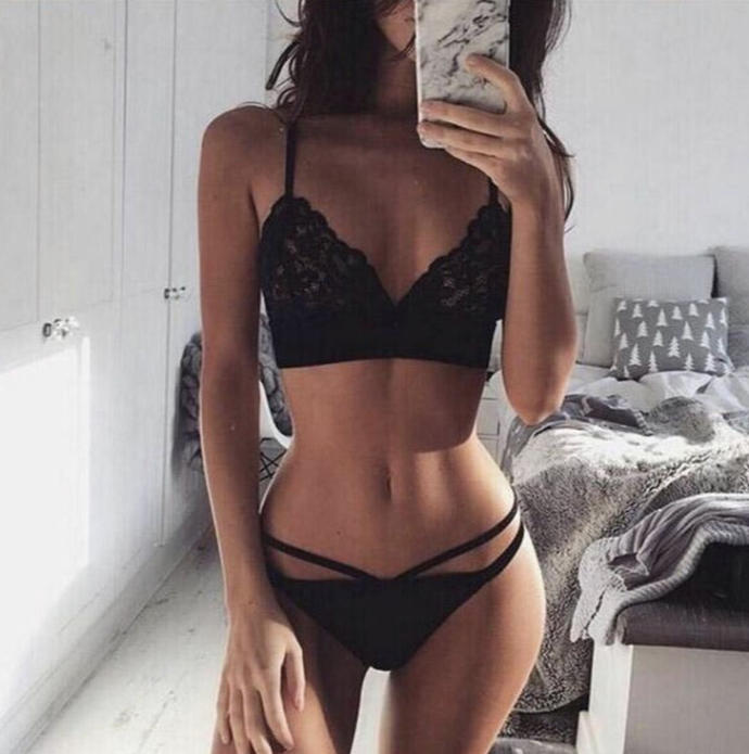 What colour of lingerie is your favourite ?