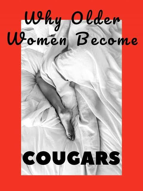 Your thoughts on this? What age of women your call cougars?