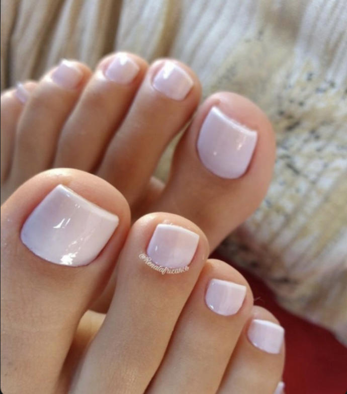 I'm getting a pedicure today, what colour should I get?