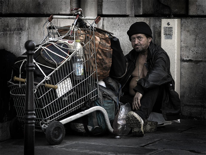 How long do you think youd be able to survive being homeless and living on the streets?