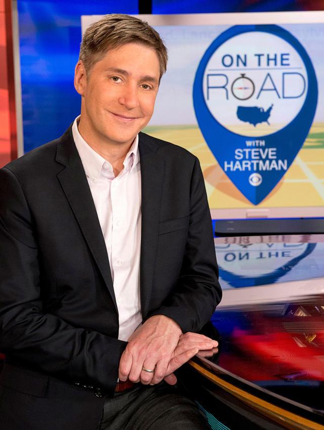 Steve Hartman - broadcast journalist