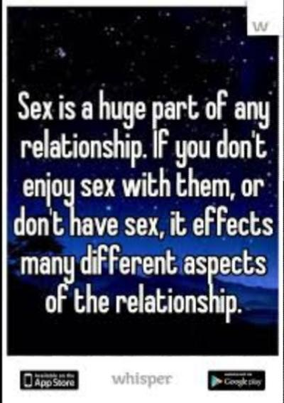 How Often Do You Have Sex When Youre In A Relationship?