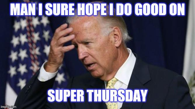 What is the biggest reason not to vote for Joe clueless Biden?
