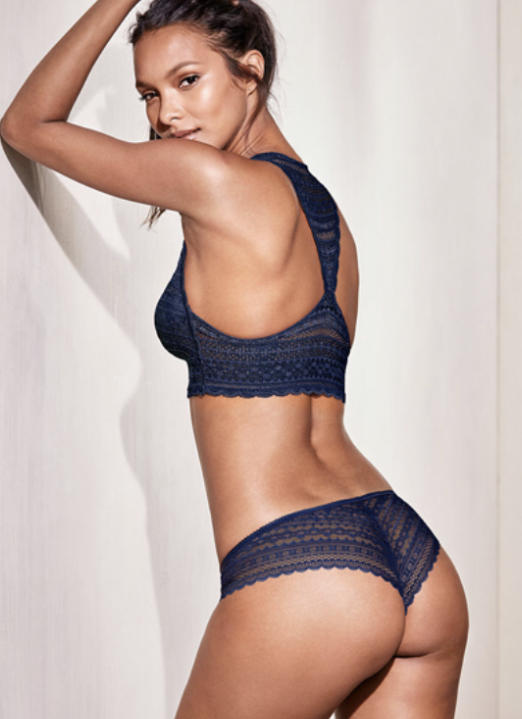 Do you like thong or cheeky underwear more?
