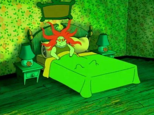Have you guys watched Courage the Cowardly Dog?If yes, then which one of the following is the creepiest episode in your opinion?