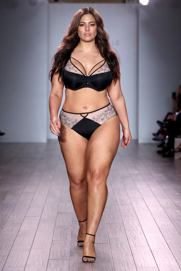Guys, what do you think of Ashley Grahams body?