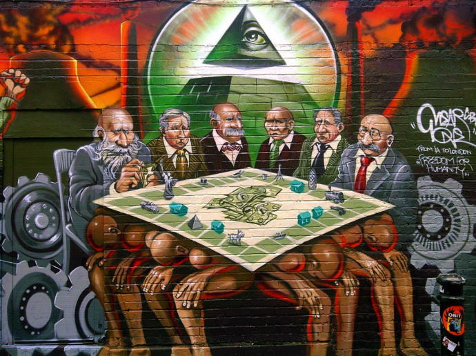 Do you think the New World Order is real?