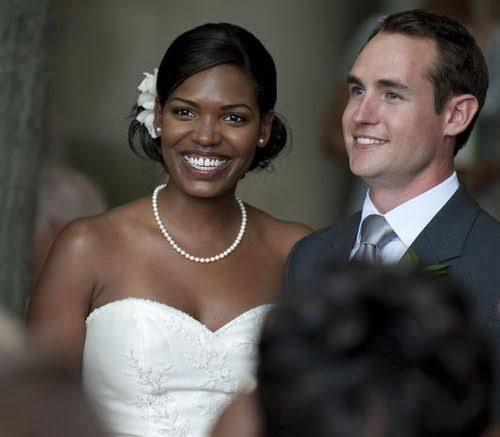 What can you say about intermarriage for example African girl getting married to a white guy?