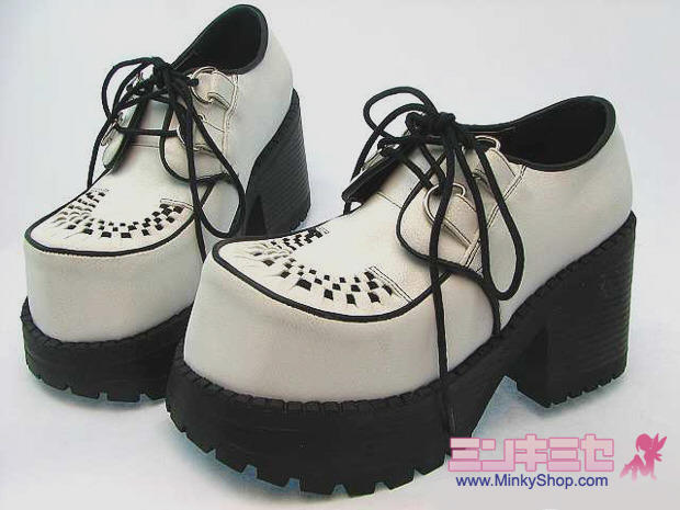 Pick a cute pair of shoes?