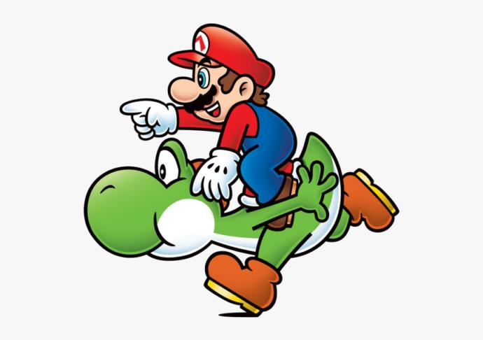 Would you love to have Yoshi from Super Mario (Nintendo) as your pet?