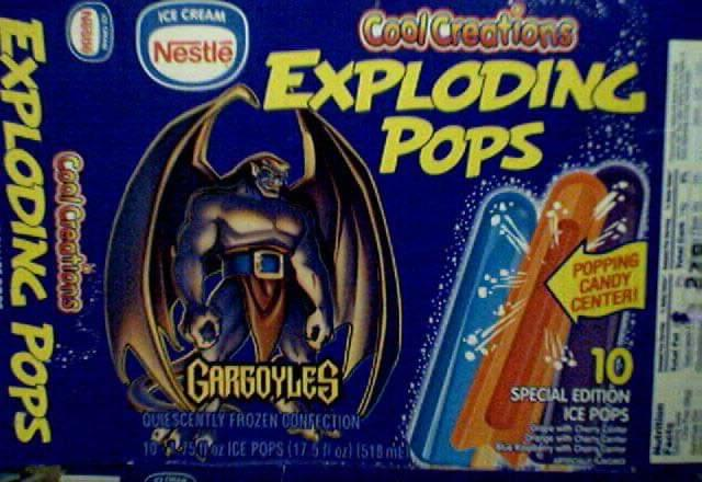 Does anyone remember these frozen treats from childhood?