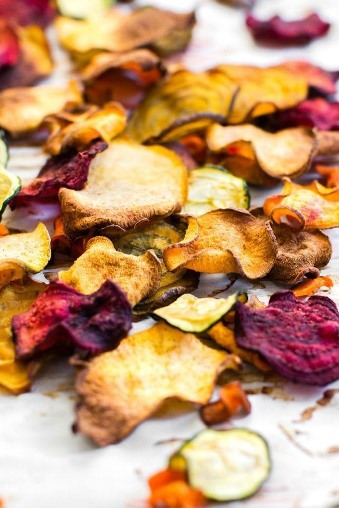 I Want to Make Some Veggie Chips. Any Suggestions on What Vegetables Would Work Well for Baking Into Chips?