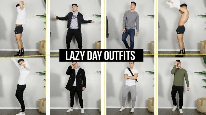 What is your go to lazy outfit?