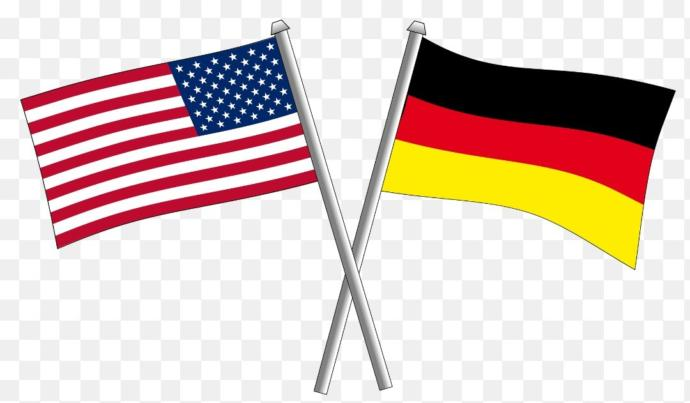 What do Americans think about Germany and Germans?