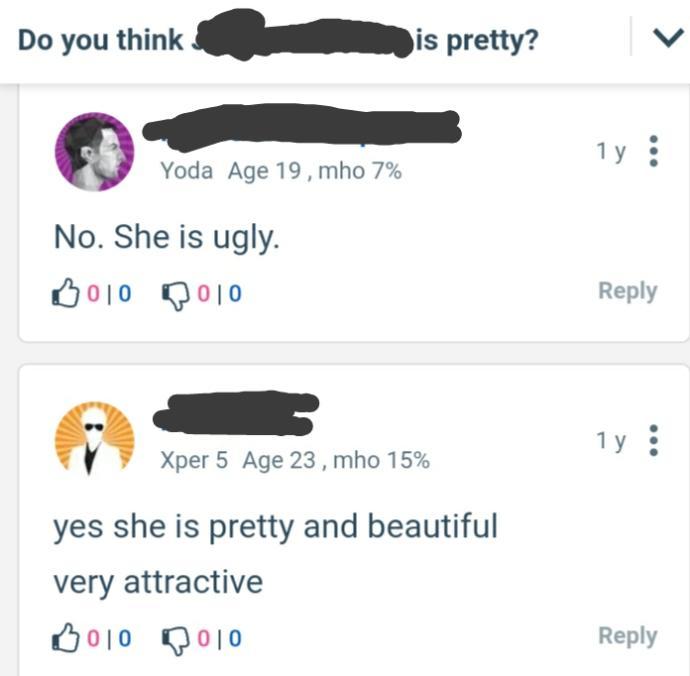 Why do taste in beauty vary?