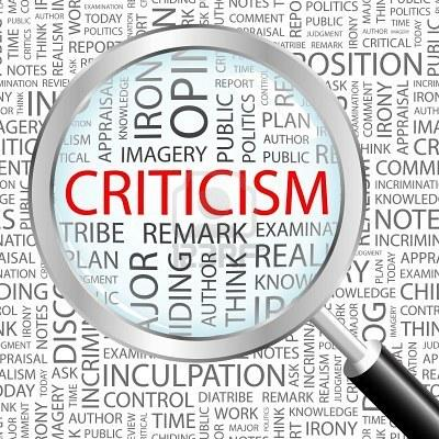 "Do you think many people have forgotten that criticism and ""hate speech"" are not synonymous?"