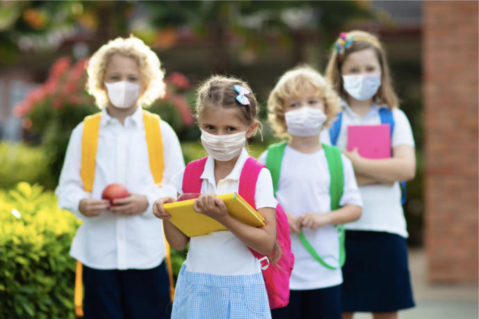 With the pandemic raging, is remote learning better or in-person schooling? Why?