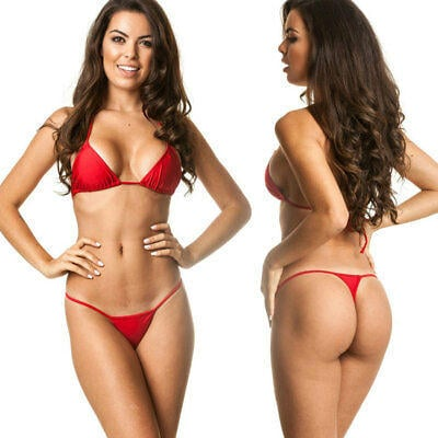 Which Red Bathing Suit Do You Find The Most CLASSY?