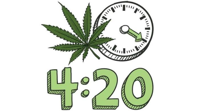 Did anyone celebrate the month of 4/20 this year in April?