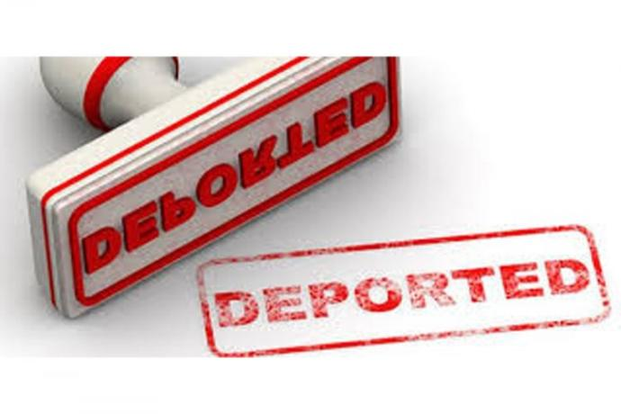 If someone is residing illegally in foreign territory and they get deported, do they have a right being upset?