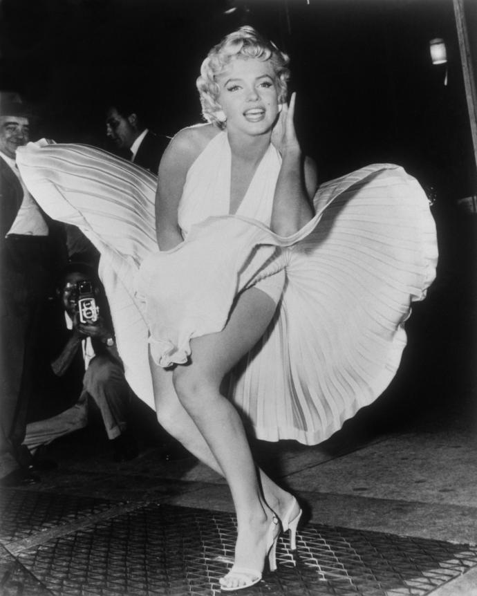 Do you think that Marilyn Monroe was/is a symbol of beauty and perfection ?