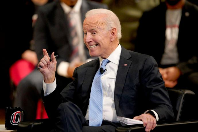 Why are you voting for Joe Biden, and if youre voting for Donald Trump explain why?