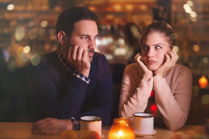 How soon should a man inform his date he has a small penis?