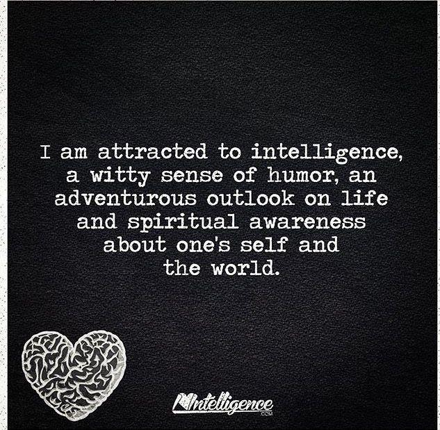 To all of those attracted to intelligence and deep connections, how are you finding your dating experience?