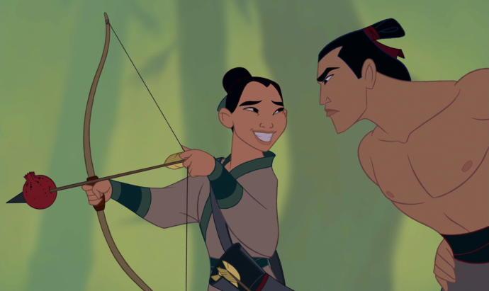 Thoughts? CREDITS: Movie Mulan 🍿
