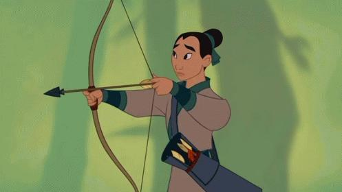 Took Mushuu off my shoulder so you could see him in this post... CREDITS: Mulan Movie