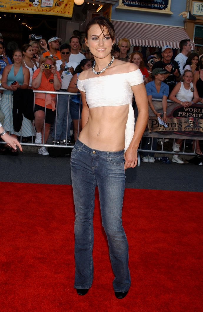 Ladies what were/are your thoughts on low rise jeans. Do you want the style to make a come back and are you willing to risk the inevitable thong slip?