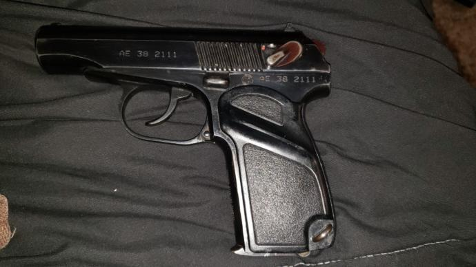 What is your first handgun?
