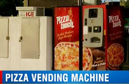 What do you think of this food vending machine becoming a hit with people photo included? Hi?