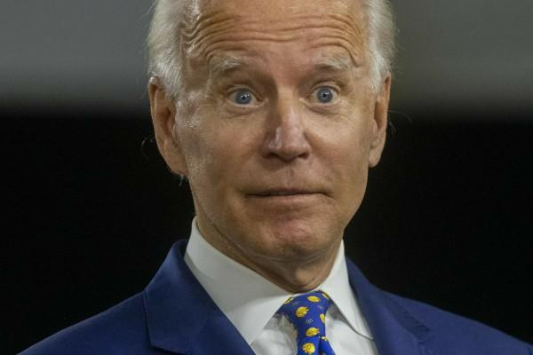 Hypothetically speaking, if Joe Biden was currently president and these riots broke out, how do you think he would react to them?
