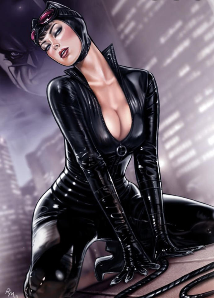 Who's sexier Harley Quinn or Cat Women?