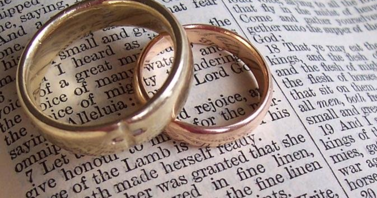 Do you trust God with your future or current husband ...