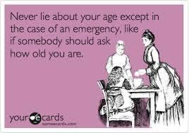 Are you okay with finding out the person you are seeing lied about their age?
