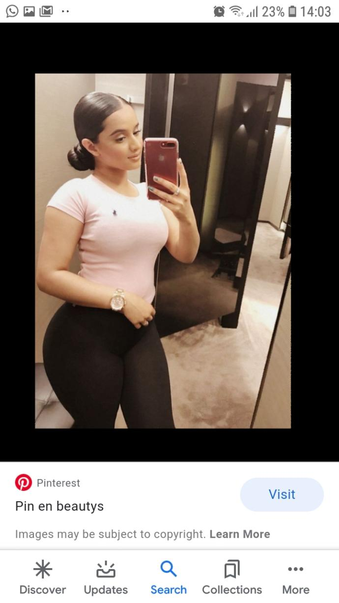 Guys, Im straight but find her sexy. You who prefer slim girls at least find her sexy even though she is not your type?