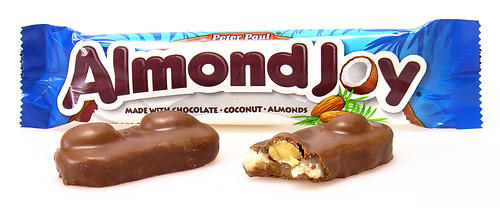 Do you agree that Mounds is superior to Almond joys?