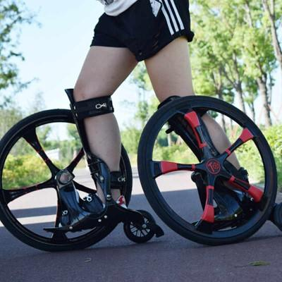 What do you think of chariot roller blades?