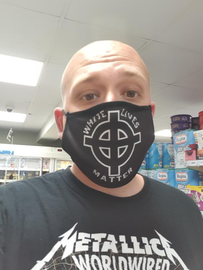 Are you engaging in the government enforced mandatory mask wearing in public buildings?