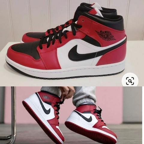 Mids or Lows Jordans?