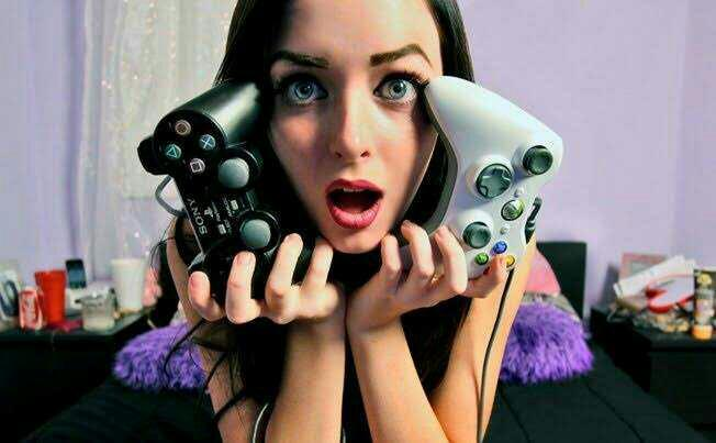 Do guys like girls who play video games?