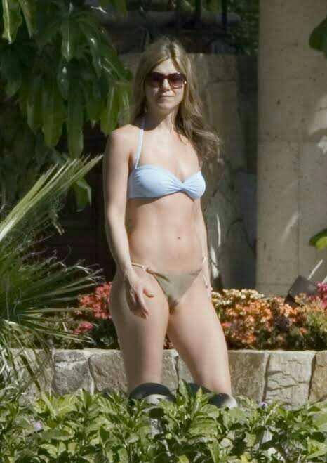 Is Jennifer Aniston the most hottest woman youve ever seen?