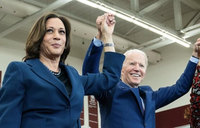 The Democratic Ticket for President