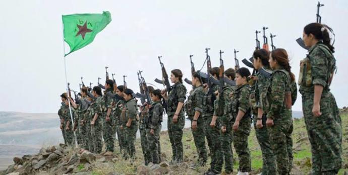 What do you think about PKK/YPG (Kurdish Terrorists)?