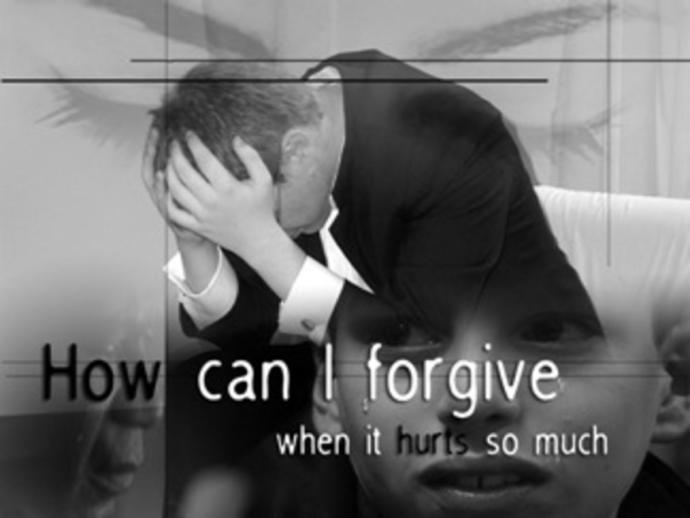 Who are usually the most forgiving towards others?